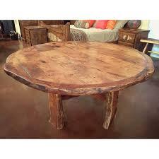 custom wood dining tables live edge round dining table la casona custom furniture