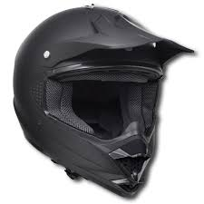 black motocross helmet vidaxl co uk motocross helmet black xl no visor