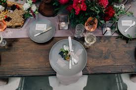 winery wedding inspiration with romantic decor ruffled