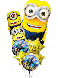 Minion Birthday Decorations Search On Aliexpress Com By Image