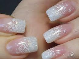15 lovely and trendy nail designs snowflakes creative and