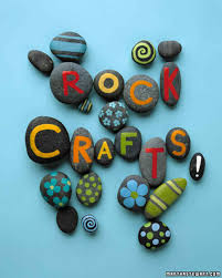 Martha Stewart Halloween Crafts For Kids Clever Rock Crafts Martha Stewart