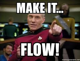 Jean Luc Picard Meme Generator - make it flow jean luc picard make it so meme generator