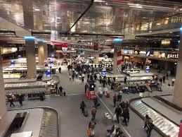 Las Vegas Mccarran Airport Map by Baggage Claim Area Mccarran Intl