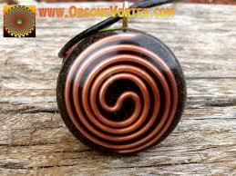tesla coil orgone tesla coil pendant emf blocker chakra balancing