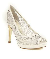 wedding shoes dillards ivory women s bridal wedding shoes dillards