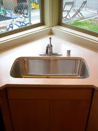 bathroom corner sinks captivating sink corner kitchen design