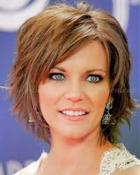 short length with bangs hairstyles for women over 50 best hairstyles for women over cute 50 short 2017 with thick hair