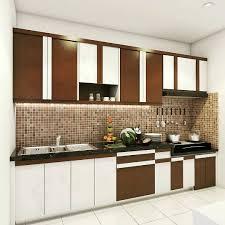 kitchen set furniture kitchen set minimalis modern sederhana dapur minimalis idaman