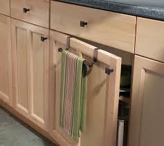 kitchen cabinet towel rail kitchen cabinet towel holder dayri me