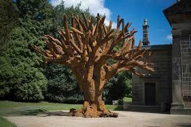 ai weiwei iron tree 2013 courtesy sculpture park