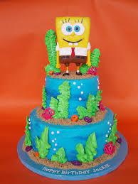 spongebob birthday cakes spongebob birthday cakes ideas best birthday cakes