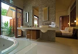 Open Bathroom Design Bedroom Fancy Romantic Bedrooms With Attached Open Bath
