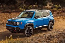 jeep renegade jeep may put some extra pep in its renegade u0027s step via trackhawk