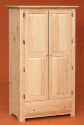 35 Best Armoire Images On Best Solutions Of 35 Inch Afc Shaker Wardrobe Also Unfinished
