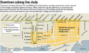 downtown relief line name alternatives sought toronto star