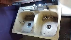cast iron drop in sink vintage cast iron sink zeppy io