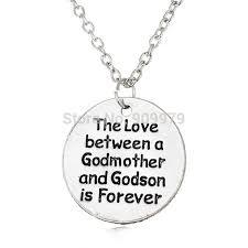 godmother necklace online shop wholesale forever between godmother and godson