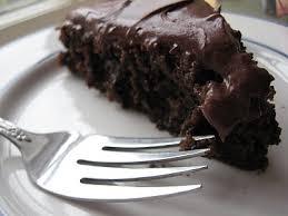 vegan gluten free chocolate cake recipe brown rice flour tapioca