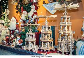 traditional german wooden decorations stock photos