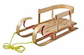 amazon com paricon kindersleigh sled snow sleds sports