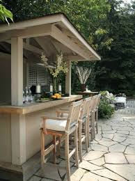 Backyard Pub And Grill by 23 Creative Outdoor Wet Bar Design Ideas