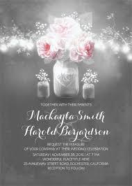 jar wedding invitations 26 chalkboard wedding invitation templates free sle exle