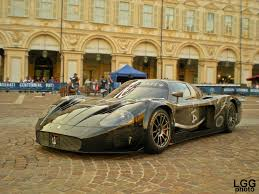 maserati mc12 red maserati mc12 gt1 centenario u002714 by franco roccia on deviantart