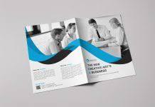 bi fold brochure template tree download i free brochure template