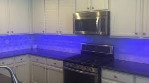 Kitchen Cabinet Undermount Lighting by Super Bright Led Rgb Undercabinet Lighting Youtube
