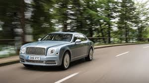 The 2017 Bentley Mulsanne First Drive The Drive