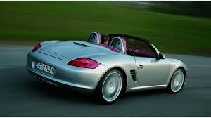 porsche boxster porsche boxster rs 60 spyder 2008 review by car magazine