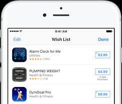 wish list app how to use wish list to track ios apps and rebelyelliex