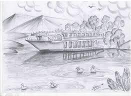 beautiful nature pencil drawings gallery of pencil drawings of