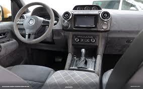 volkswagen pickup interior geneva 2016 mtm v8 swaps a volkswagen amarok vwvortex