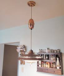 1950 s kitchen light fixtures 58 years in the same 1958 kitchen judy s mom doreen s kitchen