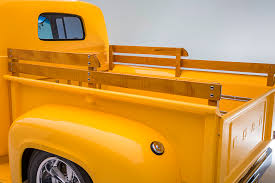 Fixing Up Old Ford Truck - here u0027s a small window 1956 ford f 100 customized like no 1956 f