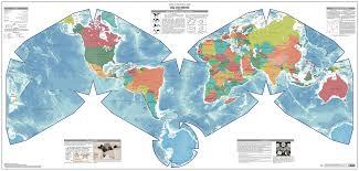 Political World Map True Size World Map Grahamdennis Me