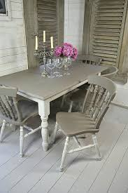 shabby chic round dining table annie sloan kitchen table never disappoints antique dining table and