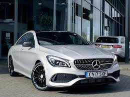 mercedes d used 2017 mercedes class 220 d amg line coupe for