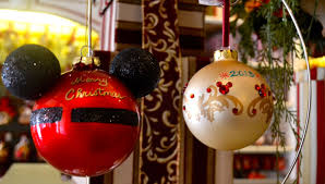 ornaments to personalize adding a personal touch to the holidays at the disneyland resort