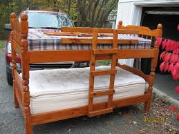 Solid Wood Bunk Beds Solid Wood Bunk Bed Bedfence Bed Lea Austin - Solid wood bunk beds