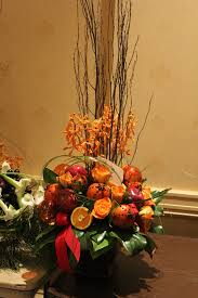 fruit floral arrangements fruit veggie floral design trends