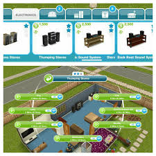 the sims freeplay ocean view estate quest the who games