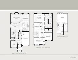 mattamy homes floor plans milton