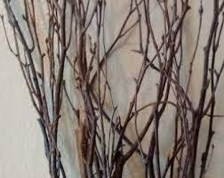 Tree Branch Centerpiece by Decorative Branch Etsy