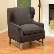 Leather Wingback Chair Furniture Traditional Wingback Chairs Leather Wing Back Chairs