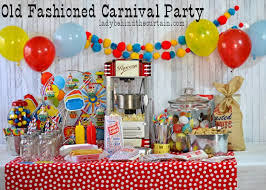 carnival party supplies fashioned carnival party giveaway cooking on the front burner