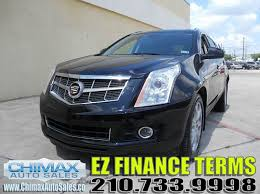 2011 cadillac srx for sale 2011 cadillac srx performance collection in san antonio tx