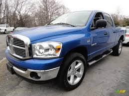 2006 dodge ram 1500 4x4 for sale 2008 dodge ram 1500 big horn edition cab 4x4 in electric blue